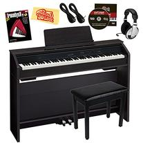 Casio Privia PX-860 Digital Piano Bundle with Furniture-