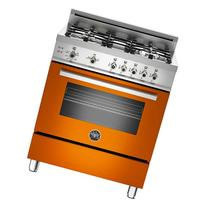 "Bertazzoni PRO304GASAR Pro 30"" Gas Range in Arancio Orange"