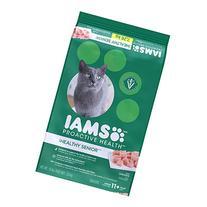 Iams Proactive Health Healthy Senior Dry Cat Food With