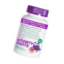 Kids Probiotic Complete Strawberry Creme SmartyPants 60
