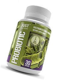 Just Potent Probiotic Supplement :: 35 Billion CFUs :: 8