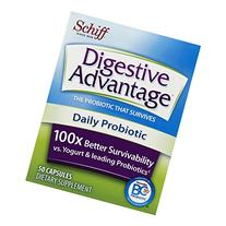Digestive Advantage Probiotic Daily Supplement - 50 Capsules