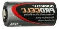 Duracell Procell 3-volt Lithium Battery - Model PL123A-12