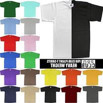 Proclub T Shirts Heavy Weight Hiphop Short Sleeve S-5xl