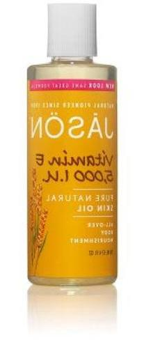 Jason Vitamin E Oil -- 5000 IU - 4 fl oz