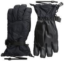 BURTON Men's Profile Gloves, True Black, Large
