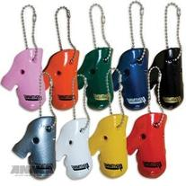 ProForce® Lightning Mini-Punch Keychains - WHITE