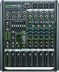 Mackie PROFX8V2 8-Channel Compact Mixer w/USB and Effects
