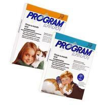 Program Oral Suspension 12pk Orange Cat 1-10 lbs