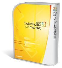 Microsoft Project Standard 2007