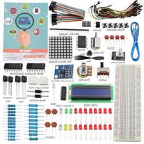 SunFounder Project Super Starter Kit for Arduino UNO R3