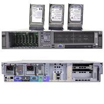 HP ProLiant DL380 G5 Dual Xeon Quad-Core X5450 3.0GHz 8GB