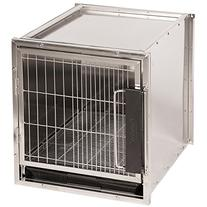ProSelect Stainless Steel Modular Kennel, Small