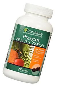 TruNature Prostate Health Complex - Saw Palmetto with Zinc,