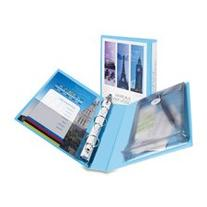 Avery Mini Protect and Store View Binders with 1 Inch EZ-