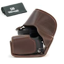 "MegaGear ""Ever Ready"" Protective Leather Camera Case, Bag"
