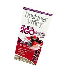 Designer Whey Protein 2GO� Drink Mix Mixed Berry -- 0.56
