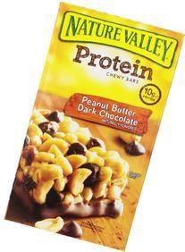 Nature Valley Protein Bars, Peanut Butter Dark Chocolate, 26