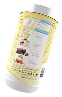 Quest Nutrition Protein Powder, Banana Cream, 21g Protein,