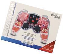 PS2 Lava Glow 2.4 GHZ RF Wireless Controller