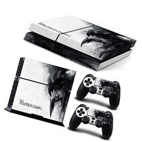 GoldenDeal PS4 Console and DualShock 4 Controller Skin Set