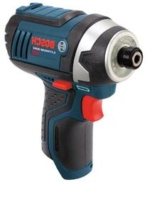 Bosch PS41BN 12V Max Lithium-Ion Impact Driver  with Exact-