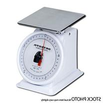 Detecto Mechanical Dial Type Portion Scale, 25 lbs