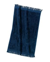 Port & Company PT39 Fingertip Towel - Navy - OSFA