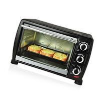 Premium PTO169 6-Slice Toaster Oven, Silver