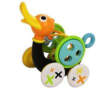 Pull Toy - Pull Along Duck Whistles As Toddlers Pull It  by