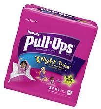 Huggies Pull-Ups Night Time Training Pants Disney Glow In