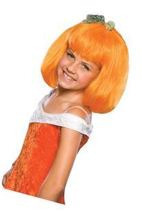 Rubies Pumpkin Spice Child Wig
