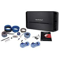 Rockford Fosgate Punch P1000X5 1000 Watt RMS 5-Channel Car