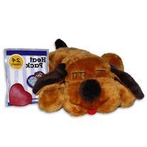 Smart Pet Love Snuggle Puppy Behavioral Aid Toy, Brown Mutt