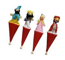 Purim Puppets