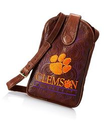 Gameday Purse Womens College Team Clemson Tigers CL-P035-1