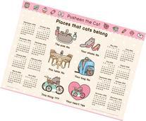 Pusheen the Cat 2014-15 16-Month Calendar Poster
