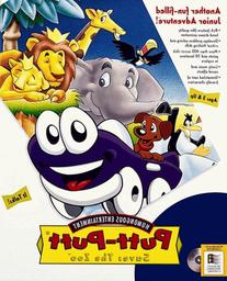 Putt-Putt Saves the Zoo - PC