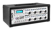 Pyle PMX802M 8-Channel 800 Watt Powered Mixer, AUX  Input,
