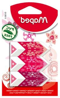 Maped Pyramid Eraser, 3-Pack, Assorted Designs