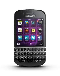 Blackberry Q10 Unlocked Cellphone, 16GB, Black