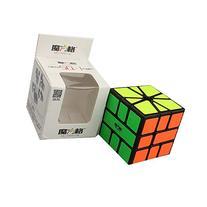 CuberSpeed QiYi Square-1 Black Magic cube MoFangGe MFG SQ-1