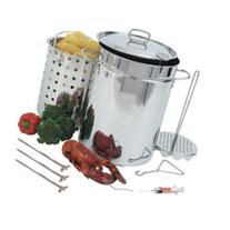 Bayou Classic 1118 32 Quart Turkey Fryer