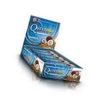 QUESTBAR Protein Bar Coconut Cashew, Coconut Cashew 60 GRAMS