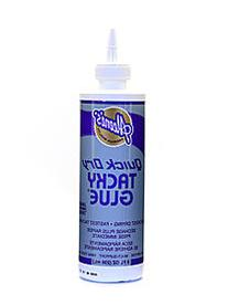 Quick Dry Tacky Glue 8 oz