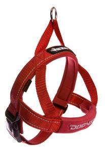 EzyDog Quick Fit Custom Fit Adjustable Dog Harness