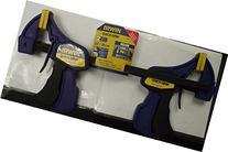 "Irwin 12"" Quick-Grip Light-Medium Duty Bar Clamp 4935497 2"