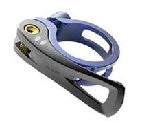 Box Quick Release Seat Post Clamp Blue 31.8Mm Bx-Sc130Q318-