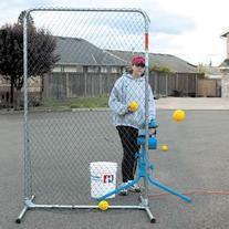 Jugs Lite Flite / Slow Pitch Softball Protective Screen