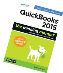 QuickBooks 2015: The Missing Manual: The Official Intuit